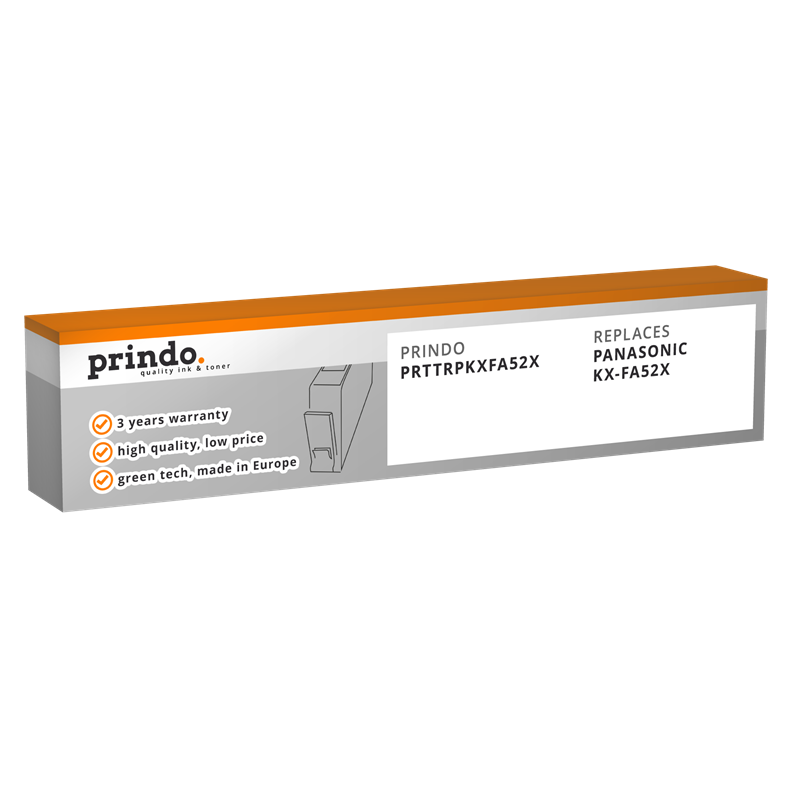 thermal transfer roll Prindo PRTTRPKXFA52X