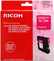 Cartucho de gel Ricoh 405542 / GC-21M
