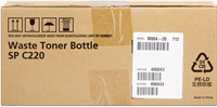 waste toner box Ricoh 406043