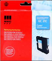 Ricoh Cartouche de Gel GC-21C Cyan