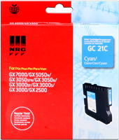 gel cartridge Ricoh GC-21C