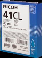 gel cartridge Ricoh GC41CL
