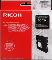 Ricoh gel cartridge GC-21K czarny
