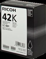 Ricoh gel cartridge GC 42 bk zwart