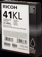 Ricoh gel cartridge GC41BKL black