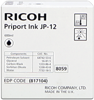 inktpatroon Ricoh JP12