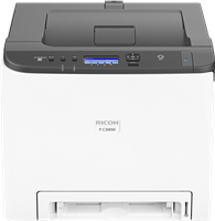 Kolorowa drukarka laserowa Ricoh P C300W