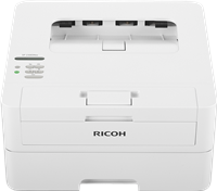 Laser Printer Zwart Wit Ricoh SP 230DNw