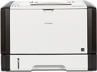 S/W Laser printer Ricoh SP 325DNw