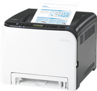 Impresoras láser color Ricoh SP C261DNw