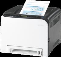 Kolorowa drukarka laserowa Ricoh SP C261DNw