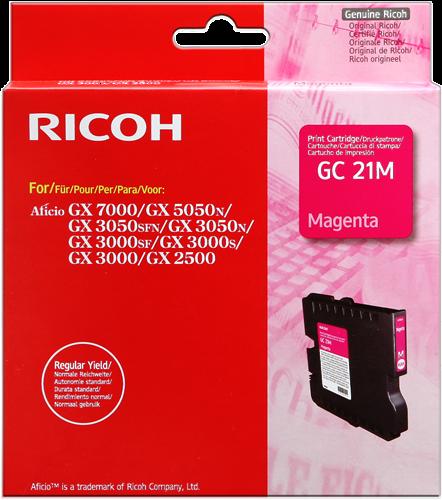 Ricoh 405534 405542 / GC-21M