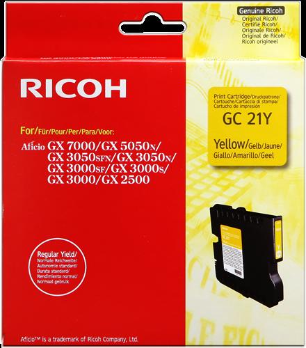 Ricoh 405535 405543 / GC-21Y
