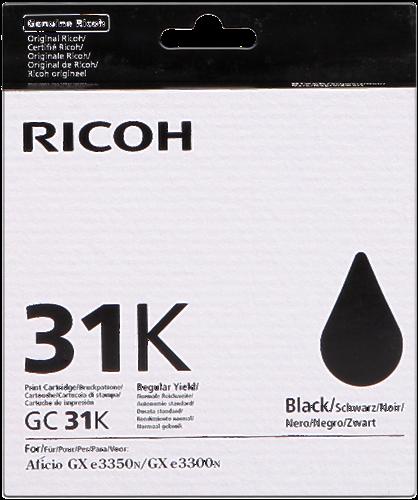 Ricoh 405688 GC31K