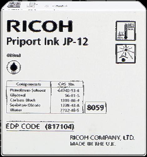 Ricoh Priport JP 1210 817104