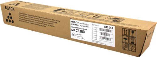 Ricoh Aficio MP C3300 842043
