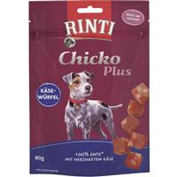 Rinti Chicko Käsewürfel mit Ente - 80 g (9105884)
