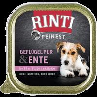 Rinti Feinest - 150 g - Geflügel Pur & Ente (92131)