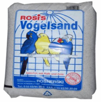 Rosis Papageiensand - weiss extra grob - 25 kg (9900080)