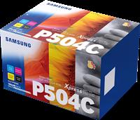 Multipack Samsung CLT-P504C