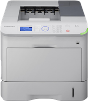 Impresora Laser Negro Blanco Samsung ML-5515ND + ML S6512 A