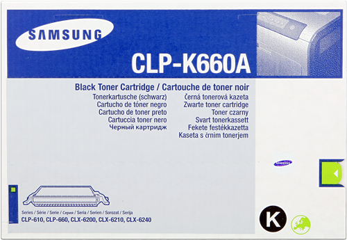Samsung CLP-K660A ST899A