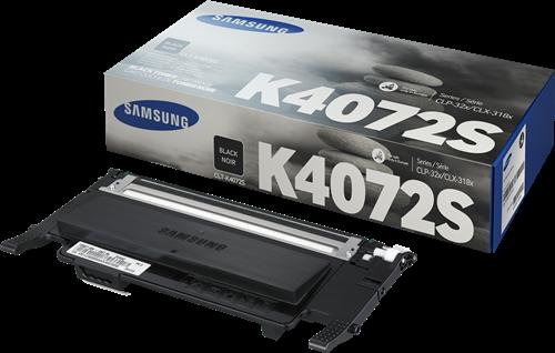 Samsung CLP-325 CLT-K4072S
