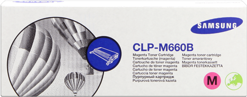 Samsung CLP-610ND CLP-M660B