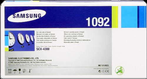 Samsung SCX-4300 MLT-D1092S