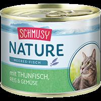 Schmusy Nature Meeres-Fisch - 185 g