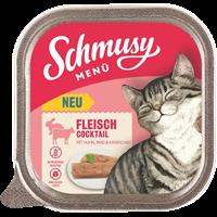Schmusy Menü - 100 g - Fleischcocktail (71004)