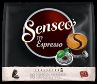 Kaffeepads Senseo Espresso Pads UTZ-SG