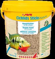 Sera Cichlids Sticks Nature