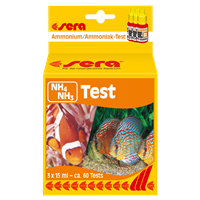 Sera NH4/NH3 Test (Ammonium/Ammoniak-Test) - 15 ml (04910)