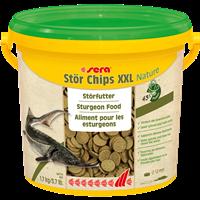 Sera Pond stör chips XXL - 3,8 l (7153)