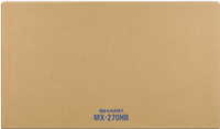 waste toner box Sharp MX-270HB