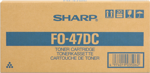 Sharp FO-47DC