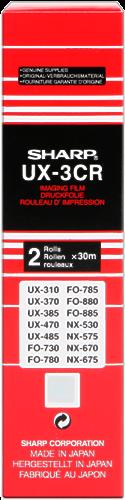 UX-3CR FO-3CR