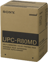 Papier thermique Sony UPC-R80MD