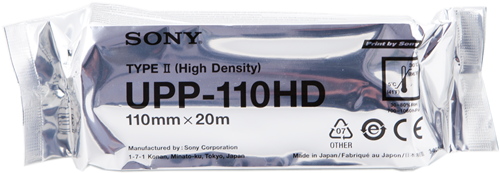Sony UPP-110HD Thermopapier