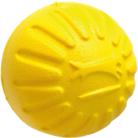 StarMark Fantastic Durafoam Ball - Größe M, gelb (59813)