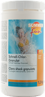 Summer Fun Chlor-Schnelldesinfektion 1,2 kg (0501002SFM)