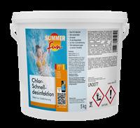 Summer Fun Chlor Schnelldesinfektion - 5 kg (0501005SF)