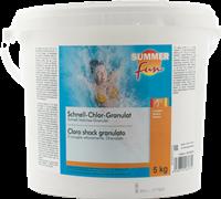 Summer Fun Chlore - désinfection rapide - 5 kg (0501005SFM)