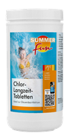 Summer Fun Chlor-Langzeit Tablette 1,2 kg (0505702SFM)