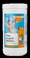 Summer Fun Chlor-Langzeit Tablette - 1,2 kg (0505702SFM)