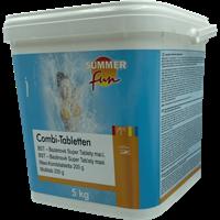 Summer Fun Combi Tablette 200 g, 5 kg (0507705SF)