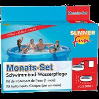 Summer Fun Chlorure de chlore, sachets pré-portionnés (0511738SF)