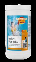 Summer Fun Perfect Blue Tab 1kg, Achtung: Biozidprodukt, Gefahrenhinweise beachten! (0540701SF)