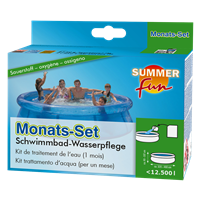 Summer Fun Monatsset Sauerstoff (0597738SF)